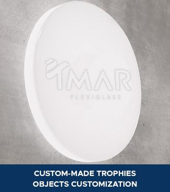 Custom made trophies